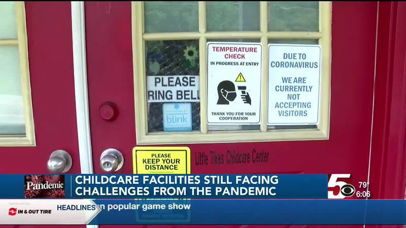 Child care facilities still facing pandemic-related challenges