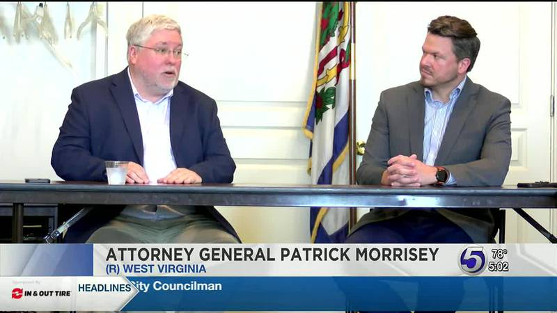 W.Va. AG Morrisey visits Marion County to discuss business