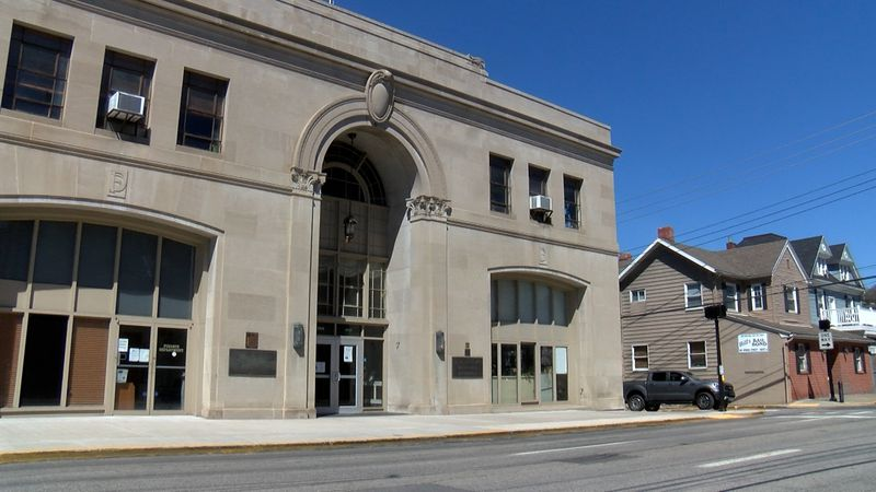 Morgantown firefighters demanded this mandatory public hearing before the civil service...