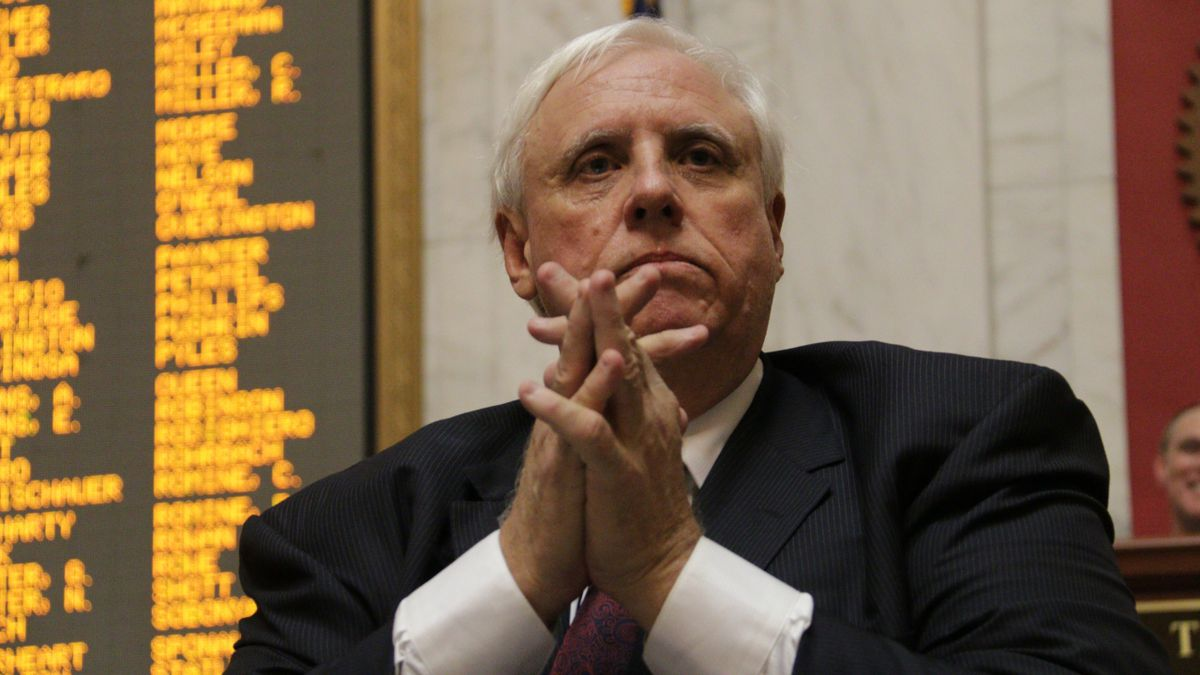 Governor Jim Justice - State of the State Address 2017