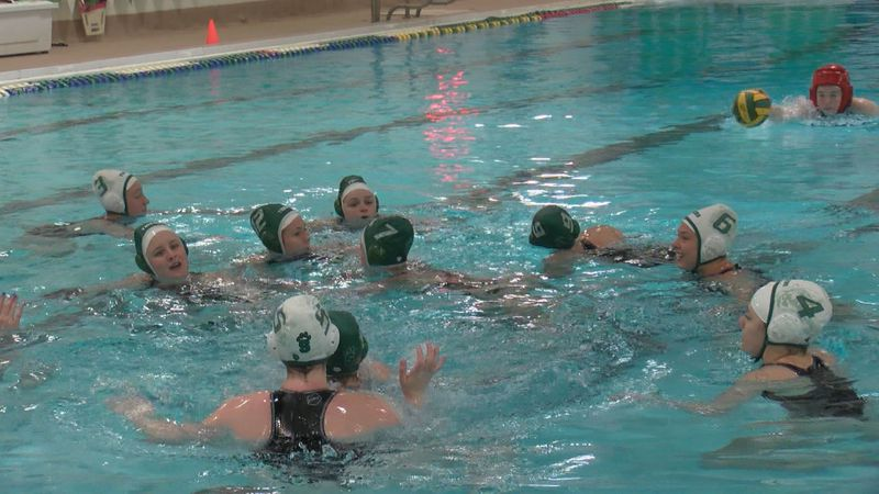 Salem women's water polo