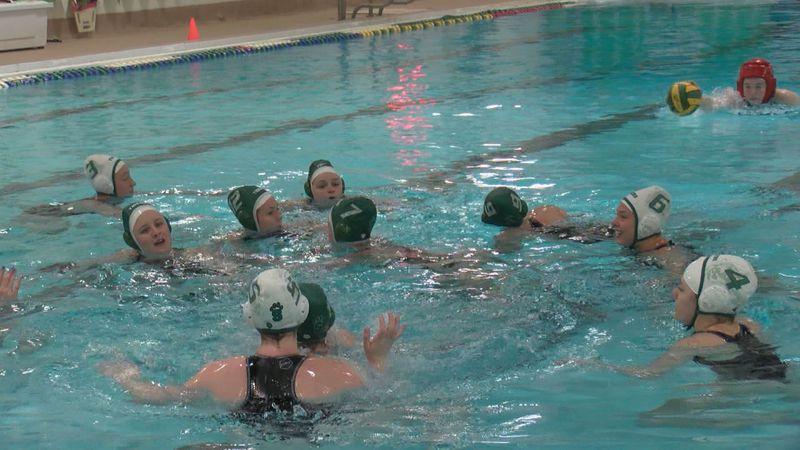 Salem women's water polo