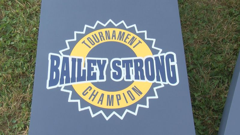 """""""Bailey Strong"""" was a benefit to help support Sonny """"Jordan"""" Bailey and his family as he..."""