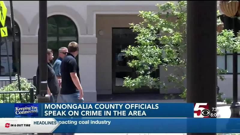 Monongalia County officials speak on crime in the area