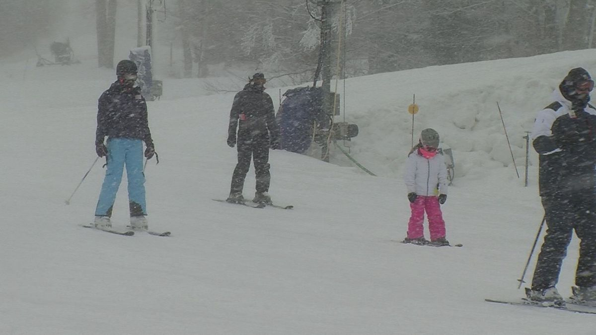 Timberline Four Seasons Resort in Tucker County is going on the auction block this week....