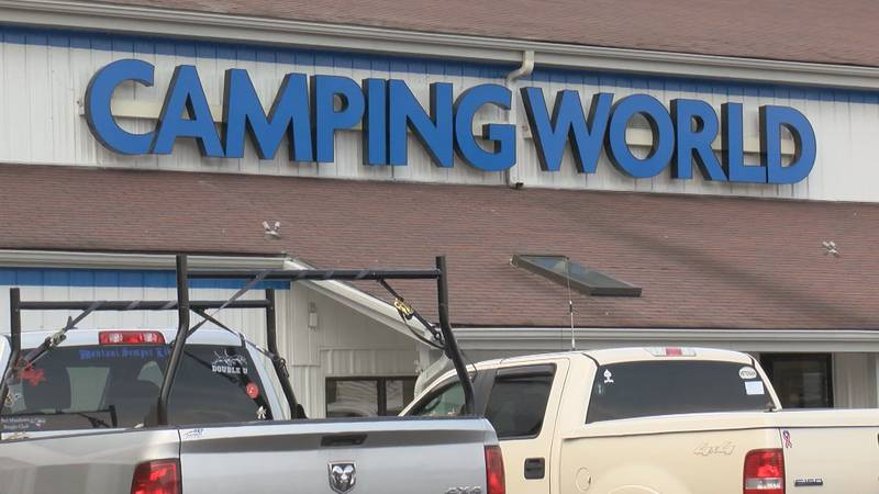 Camping World open for business in Fairmont
