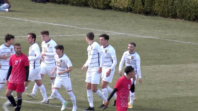 WVU men's soccer