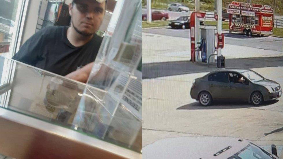 Bridgeport PD asking public's help identifying suspect in larceny case