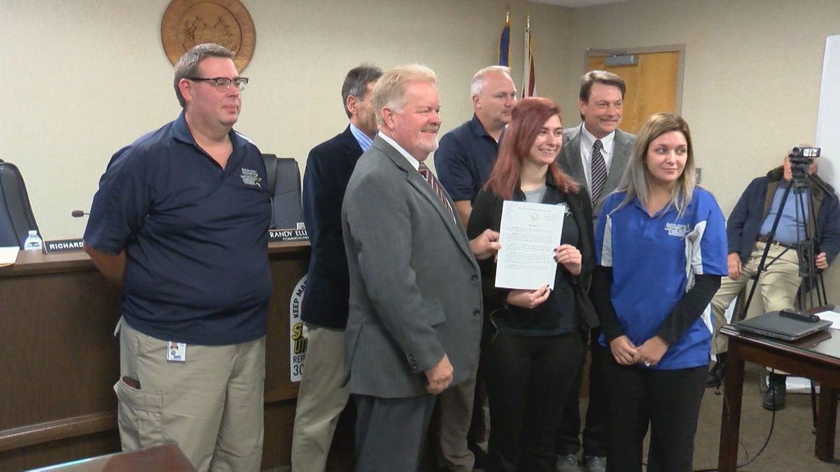 911 dispatchers are now designated as first responders in Marion County. (Photo: WDTV)