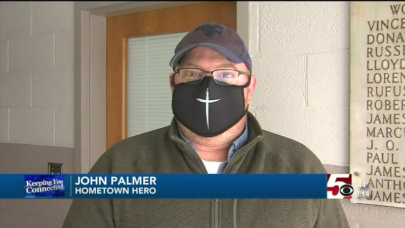 Hometown Hero: Monongah Mayor John Palmer