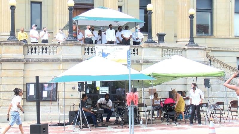 Pastoral Alliance remembers George Floyd