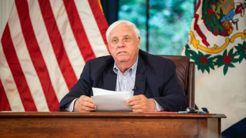Gov. Jim Justice gives an update on COVID-19 and the state's response. (10/11/2021)