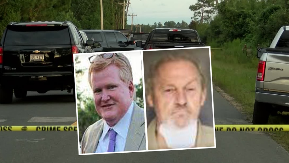 State authorities said the man arrested in connection with Alex Murdaugh's shooting planned it...