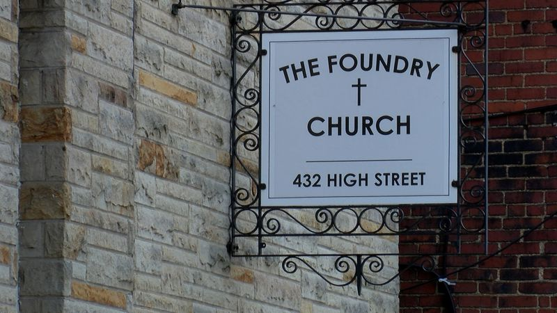The Foundry Church will hold Sunday sessions in-person and virtually at 10:30 a.m. this weekend.