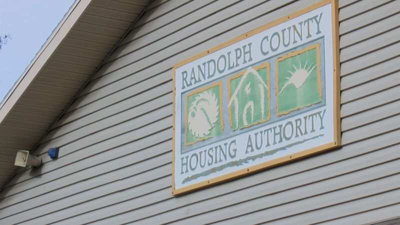 The Housing Authority will use the money to repair and rehabilitate ten properties