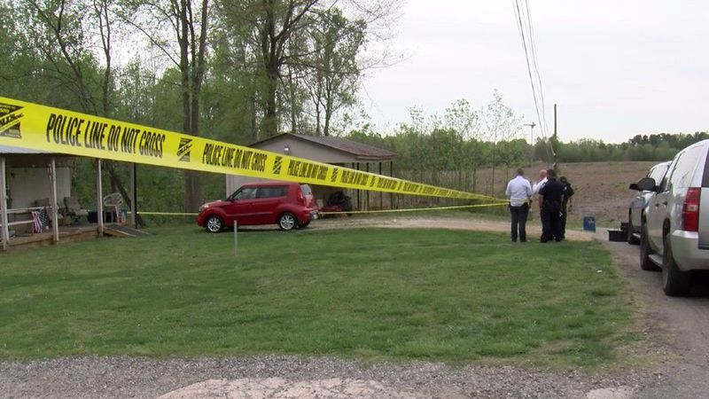 A grandfather shot his grandson during a North Carolina home invasion, authorities said.