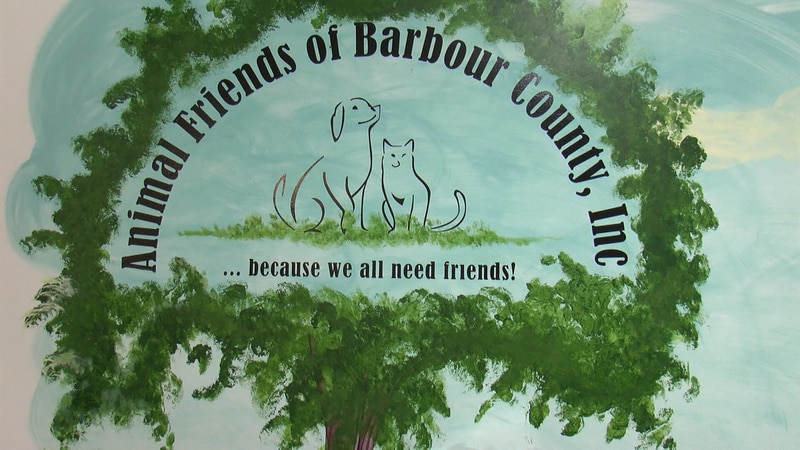 Animal friends of Barbour County is teaming up with the largest no-kill animal organization in...
