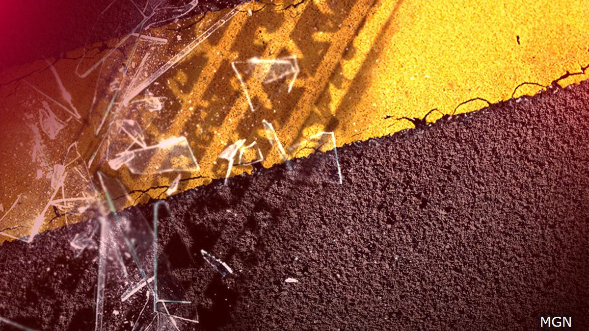 Traffic accident background (MGN)