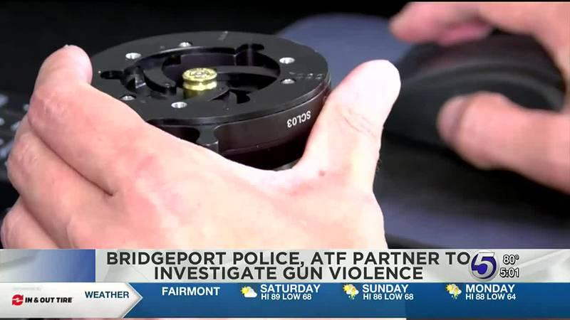 Bridgeport police, AFT partner to target gun violence
