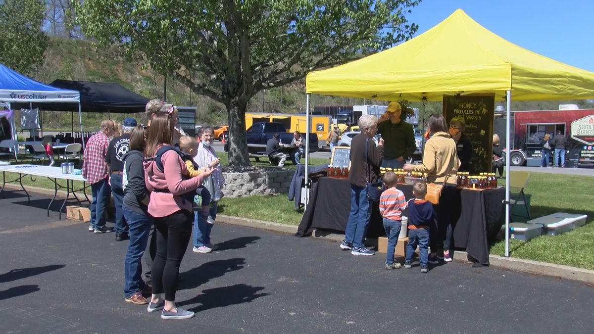 The town of White Hall came together for their first Spring Fling event.