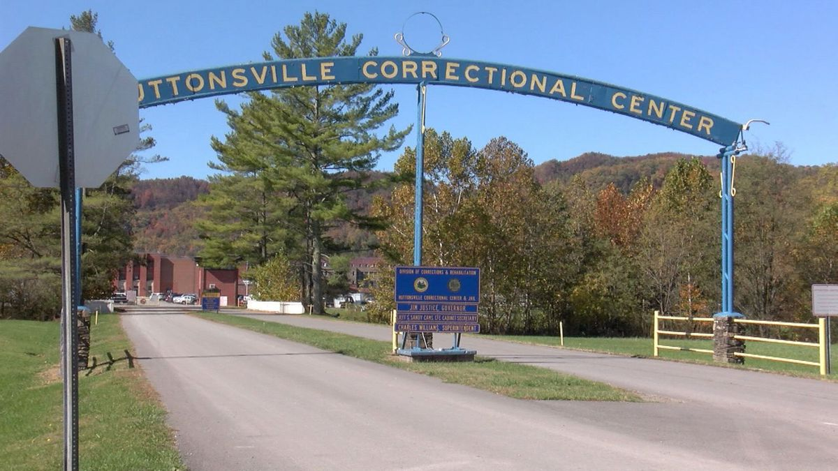 COVID-19 test results are back for all inmates at the Huttonsville Correctional Center in...