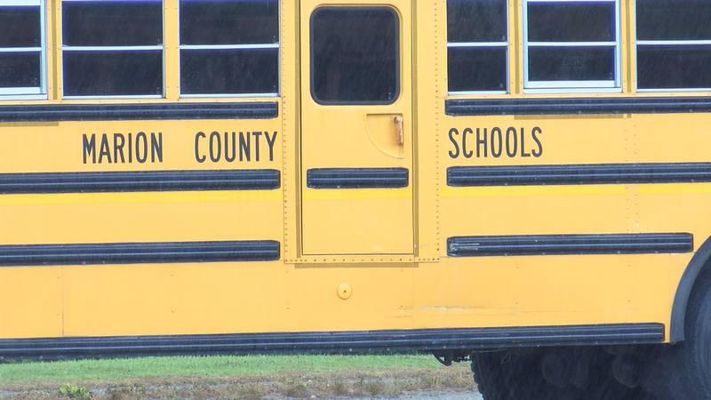 Marion County Schools bus