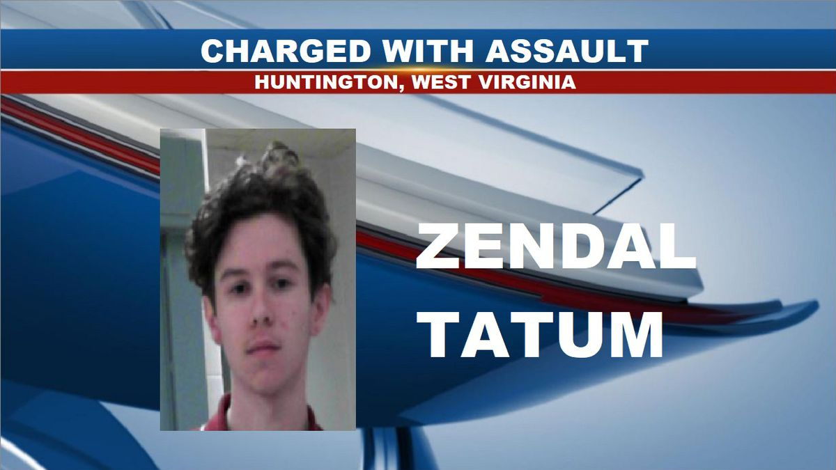 Zendal Tatum was charged with assault. (Source: Western Regional Jail)