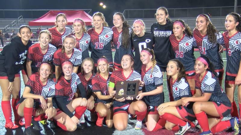 Bridgeport girls' soccer