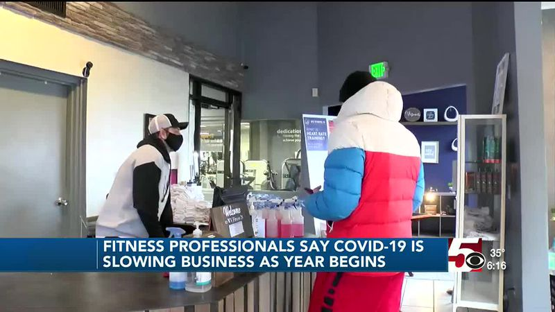 COVID-19 is slowing business as year begins