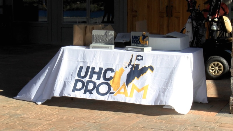 UHC golf tournament fundraiser for expansion.