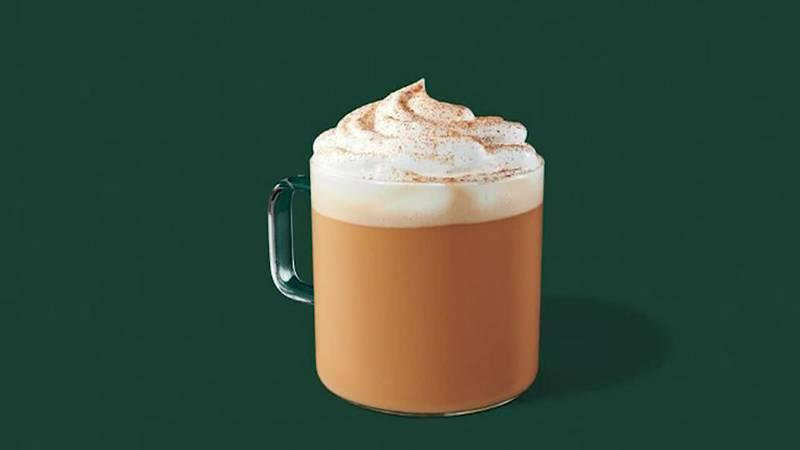 Starbucks is adding a new pumpkin spice latte drink to its menu.