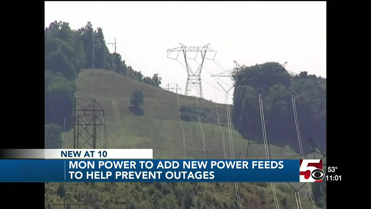 Mon Power working on improvement projects in Marion, Monongalia counties