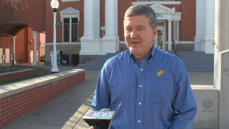 West Virginia's Secretary of State, Mac Warner was invited by Senators Shelley Moore Capito and...