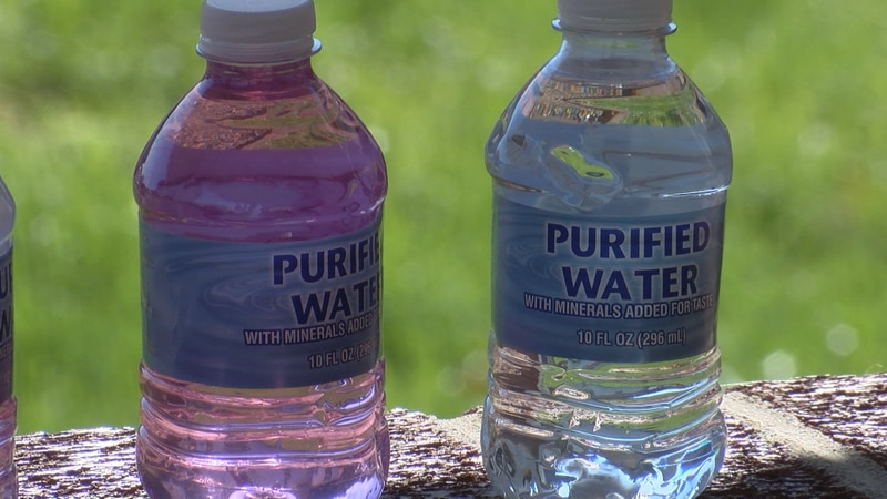 Fairview Pink Water