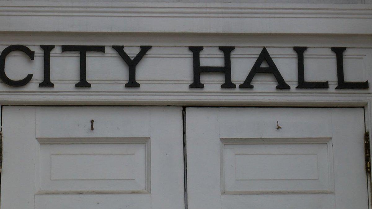 Elkins City Hall