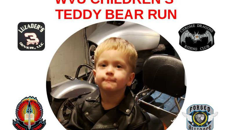 Motorcycle club dedicates benefit for 4-year-old West Virginia boy who lost his battle with...