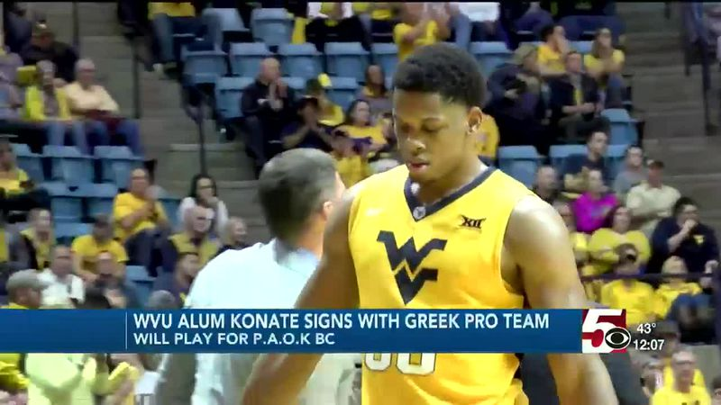 Konate Signs with Greek Pro League Team P.A.O.K. BC