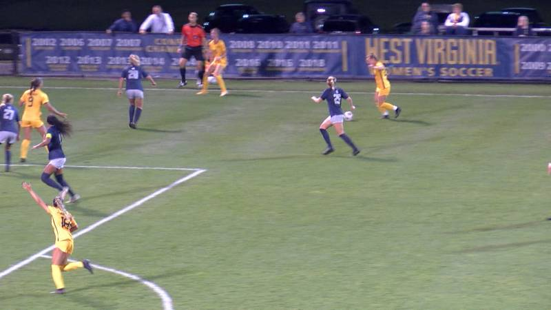 WVU Women's Soccer ready for Big 12 play