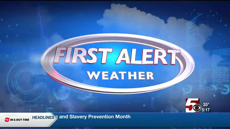 Kevin Corriveau's Evening forecast for January 22, 2021