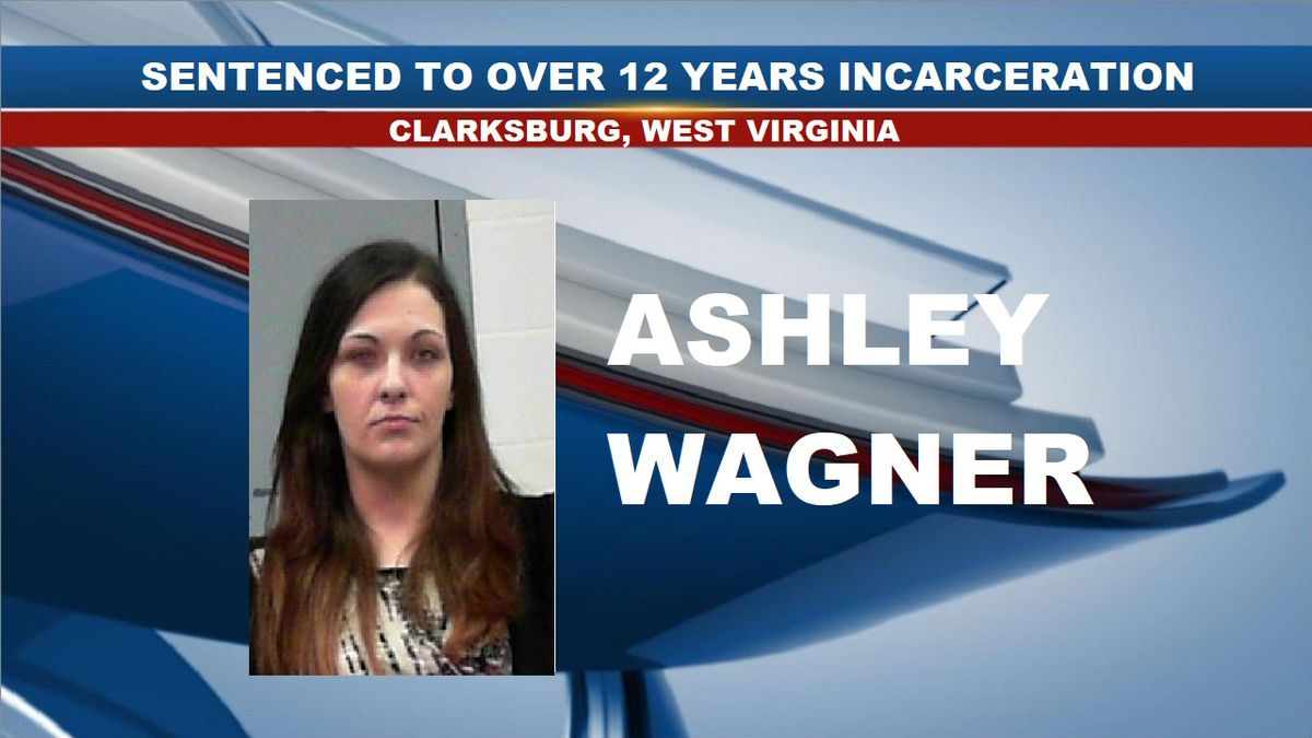 Ashley Wagner was sentenced to over 12 years in prison on Friday for a meth distribution operation. (Source: North Central Regional Jail)