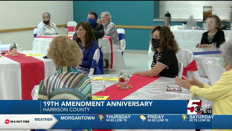 19th Amendment anniversary celebration