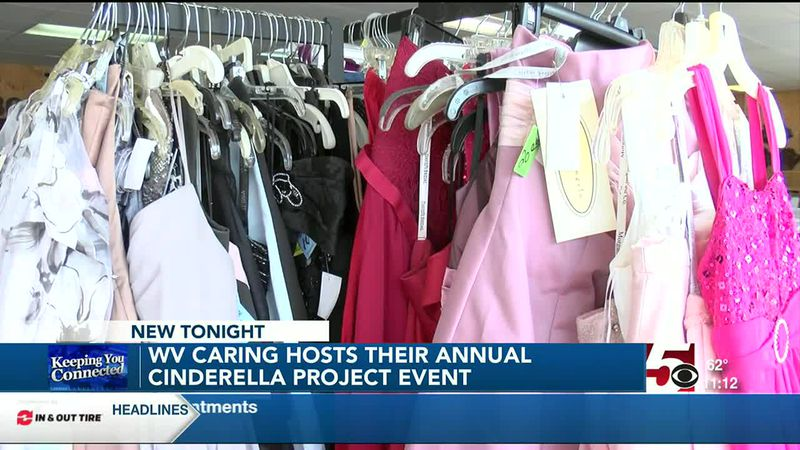 WV Caring holds their annual Cinderella Project