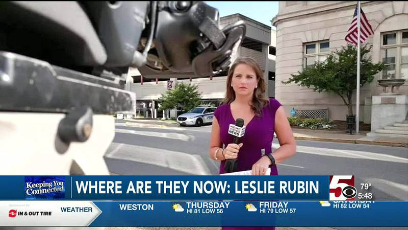 Where Are They Now: Leslie Rubin