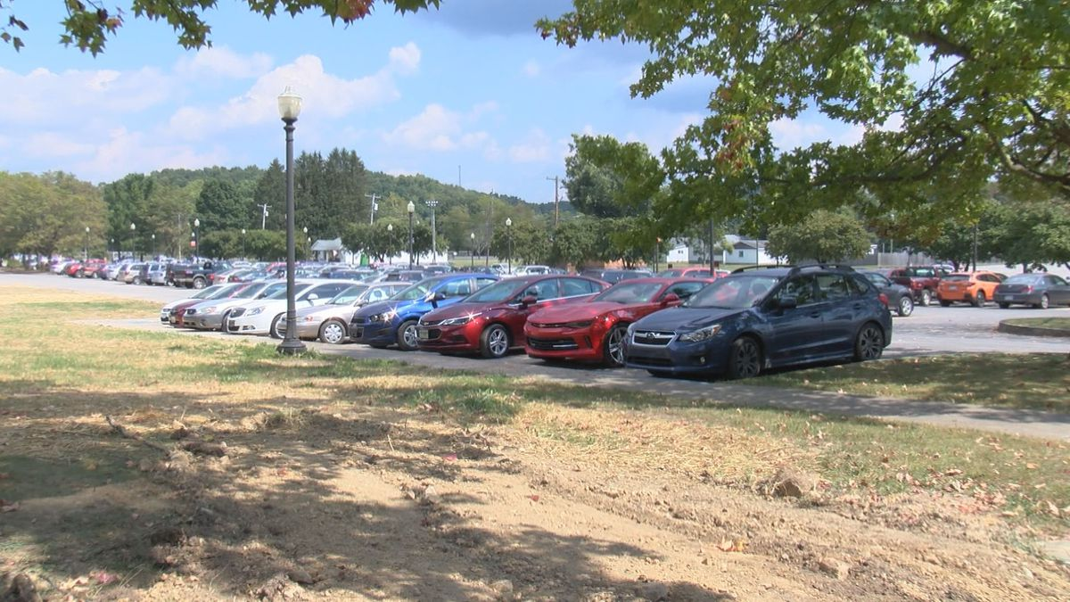 Over the past couple of weeks, several cars were broken into in Buckhannon and around the West Virginia Wesleyan College.