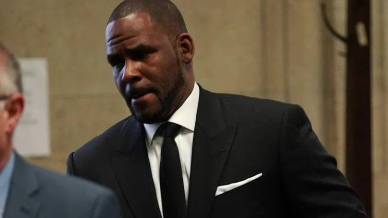 R. Kelly convicted of racketeering and sex trafficking charges