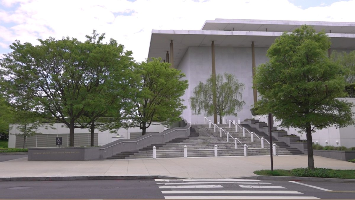 The show goes on with the Kennedy Center's Digital Stage. During the coronavirus pandemic the...