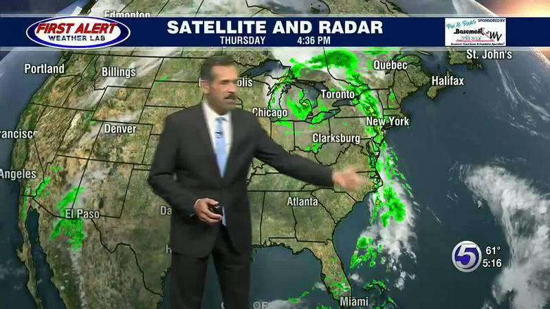 Kevin Corriveau Weather