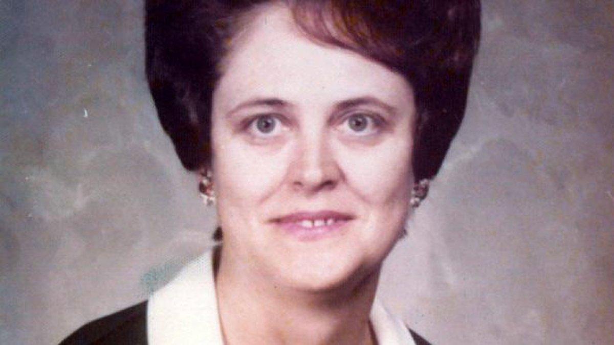 Patricia May Yates Reed