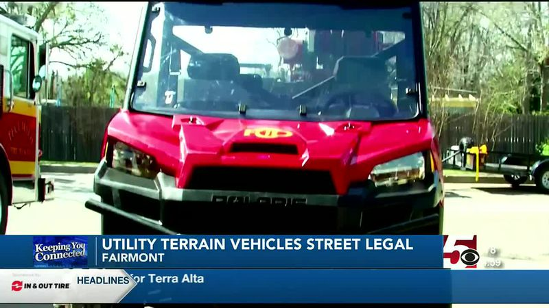 ATVs and UTVs now street legal in Fairmont