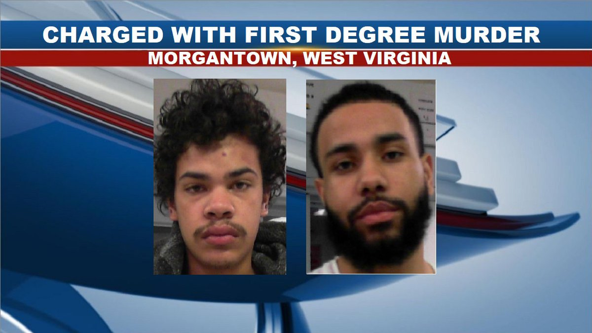 Terrell Linear (left) and Shaundarius Reeder (right) were charged with first degree murder....